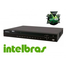 Dvr Intelbras 32ch MHDX 1132 Multi HD Intelbras