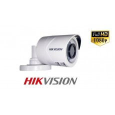 Camera Hikvsion bullet infra 15m 1080P 2mp lente 2,8mm DS-2CE1AD0T-IRP Hikvision