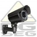 Camera Infra 50mt 1/3 Lente Varifocal 2.8 A 12mm 960h 800tvl