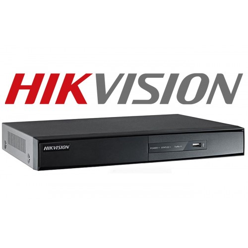 Kit Hikvision 6 Cameras Full Hd 1080p + Dvr 8ch Full