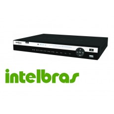 DVR 16ch HDCVI 3116 FULL HD 1080P Intelbras