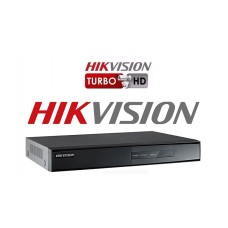 Dvr Hikvision 8 Ch Turbo Hd Ds-7208hghi-f1/n