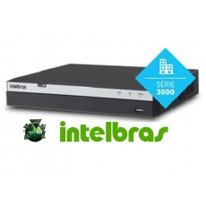 Dvr Stand Alone 16 ch MULTI HD Intelbras MHDX 3016
