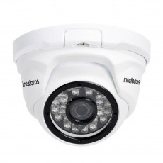 Camera IP Dome Fullhd 1080p Infra 20 metros VIP 1220d Intelbras