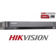 Dvr Hikvision 8ch Full Hd 1080p Ds-7208hqhi-k1